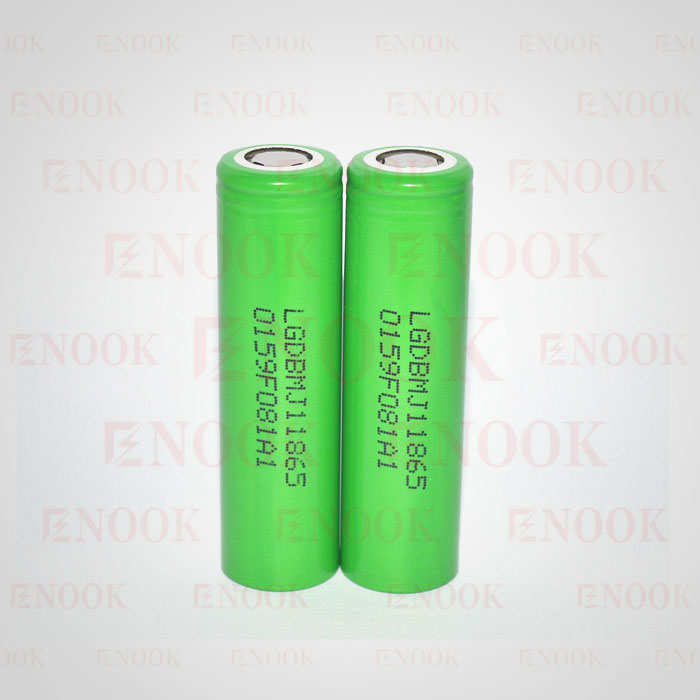 100% original LG MJ1 3400mAh 3.7v electric ego battery high capacity