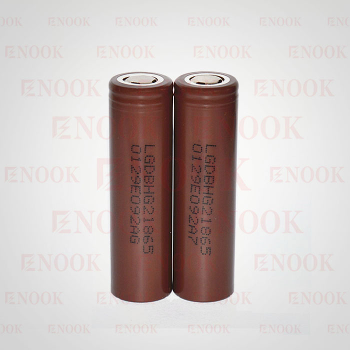 LG HG2 18650 3000 20a rechargeable li-ion battery