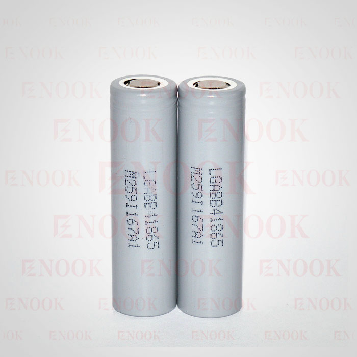 Newly hot Original LGABB4 18650B4 LG B4 2600Mah 3.7V Rechargeble Battery lg 18650 battery for good vapers