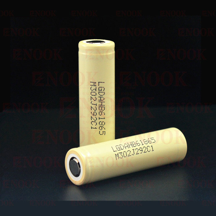 High drain 100% original LG HB4 1600mAh 20A battery with resonable price