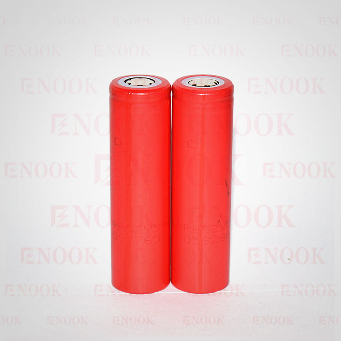 Sanyo 18650 3.7V 2600mAh Li-ion high energry Battery cell for e-cigarette mod