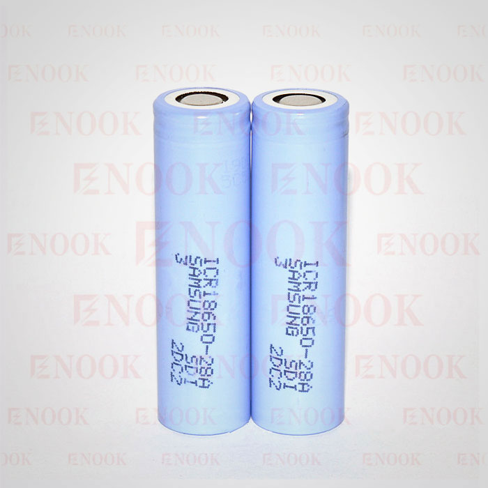 High drain ICR 28A 2800mAh battery ICR 28A 40A 3.7v electric bike battery